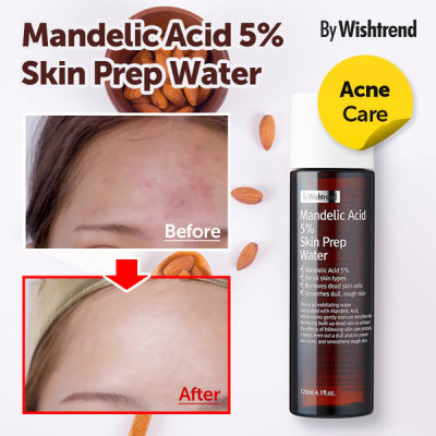 BY WISHTREND/Mandelic Acid Prep Water