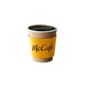 [맥도날드] (맥카페) 프리미엄 로스트 커피 Small