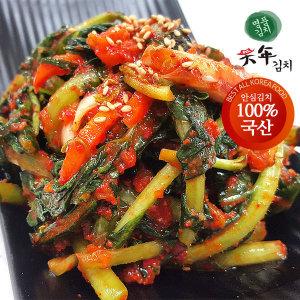 천년김치 햇 열무김치2kg/당일제조/HACCP/포기김치