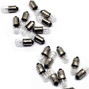 (10개)꼬마전구 파이롯트 램프 E10 12V 24V 6.3V