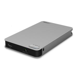 [아이피타임] EFM ipTIME HDD3225 USB3.1 외장하드케이스 실버