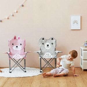 [룸앤홈] 유아캠핑의자 어린이의자 5종 캐릭터 접이식