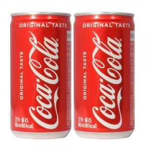 코카콜라 190ml x 30캔 탄산음료 음료수 무료배송