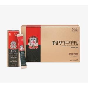 [정관장] 정관장 홍삼정 에브리타임 10ml x 50포