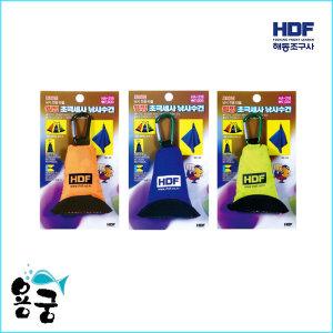용궁-해동 HA-218 초극세사 낚시 수건 낚시소품
