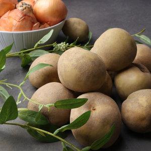 친환경 감자 500g봉