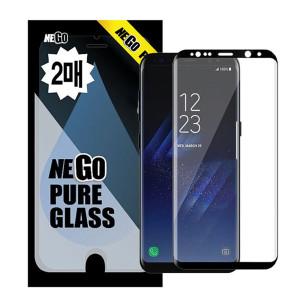 [네고] 갤럭시S9플러스 0.29mm 퓨어 4D풀커버강화유리