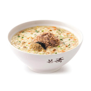 [본죽] (본죽) 고소한 참치야채죽