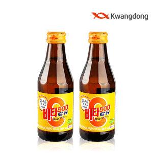 [비타500] 광동제약 비타500 칼슘 180ml x 40병  (A1)무료배송