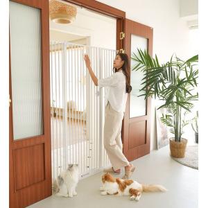 높이 1.8m / 1.5m 세이펫안전문 방묘문  고양이안전문