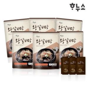 하누소  왕갈비탕(650g 6팩)
