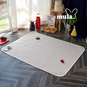 [mula] 뮤라 에어와플방수요 방수패드 M 100x130 3가지색상