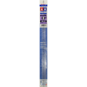 타미야 프라봉 클리어 파이프형 3mm (6pcs) (70135)