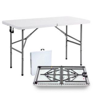 [아웃팅] 브로몰딩 접이식 테이블 183cm 캠핑테이블/야외가구