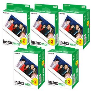 [인스탁스] 후지 인스탁스 와이드필름10팩(100장) + 사은품/M