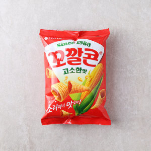 [꼬깔콘] 롯데 꼬깔콘고소한맛 72G