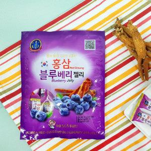 [한국인삼유통공사(주)] (3543-3545) 홍삼블루베리제리(젤리)