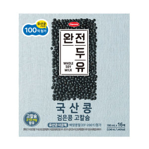 V 한미 유산균국산콩고칼슘두유 190MLx16
