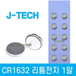 파나소닉 J-TECH CR1632 리튬전지