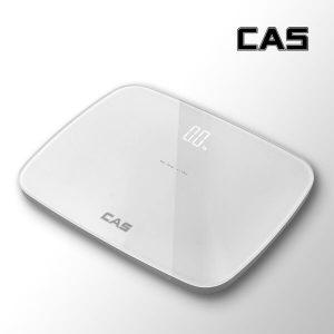 [쉬크] (현대Hmall)카스(CAS) 가정용 디지털 슈퍼화이트 LED 체중계 X10
