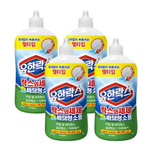 [유한락스] 유한락스 파워젤 1Lx12개 (1Box) /살균/악취제거