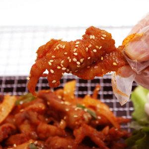 닭발1위 제이엠푸드 수입 숯불튜립불닭발300g 5만무배