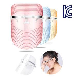 피부관리 누데이스 LED마스크 꿀피부 근적외선 홈케어