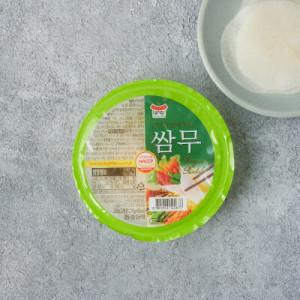 [일가집] 일미 고기 쌈무 (350G)