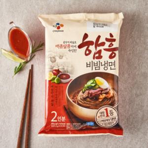 [CJ제일제당] CJ 함흥비빔냉면 비빔면 474G