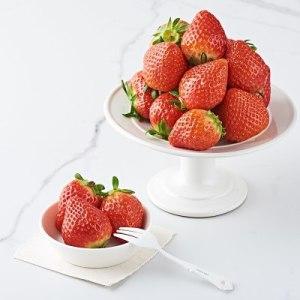 한입愛딸기 1KG/박스