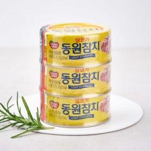 [동원에프앤비] 동원 살코기참치 100G 3입