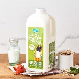 [동원덴마크우유] 동원 대니쉬 저지방우유 1.8L