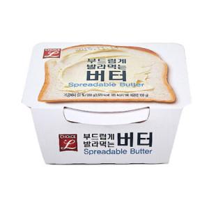 초L) 부드럽게 발라먹는 버터 200G