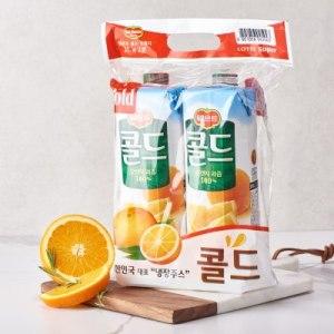 [롯데칠성] 롯데 콜드(오렌지)기획 950ML 2