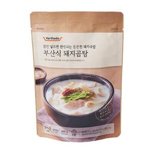 [요리하다] 요리하다 부산식돼지곰탕 500G