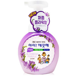 [아이깨끗해] 아이깨끗해 블루밍 퍼플 플라워향 핸드워시 250ml