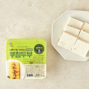 [CJ제일제당] CJ 진짜 맛있는 두부 부침용 300G