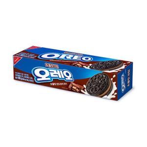 [오레오] 오레오 초콜릿크림 100G