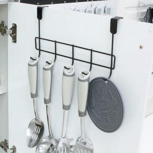 도어훅조리도구걸이 주방용품 다용도걸이 주방선반