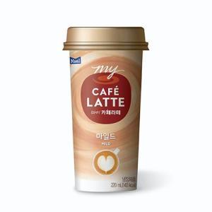 [카페라떼] 매일 카페라떼(마일드) 220ml