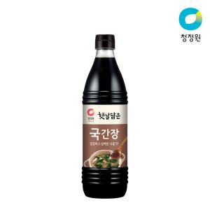 [햇살담은] 청정원 햇살담은 조선 국간장 840ml