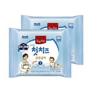 [상하치즈] 매일 상하치즈 첫치즈 1단계 80매/치즈/이유식