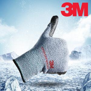 [3M] 3M장갑 겨울용 혹한기용 기모 방한 코팅장갑