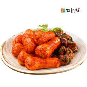 다홍김치 총각김치 5kg 맛이 우선이다.1등 김치
