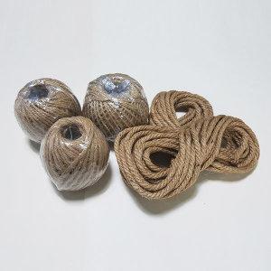마끈 100g (4mm)/마사끈 포장끈 공예 만들기재료