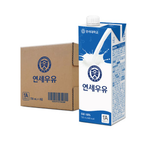 [연세우유] 연세우유 멸균우유 1000ml x 9팩