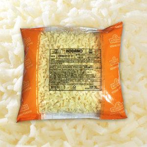 모짜렐라치즈 1kg 자연치즈 100% 피자 코다노 치즈 EF