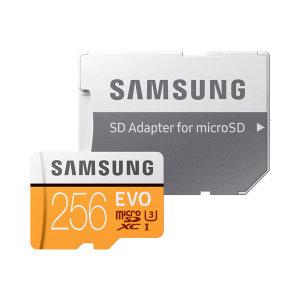 삼성 MicroSDXC UHS-1 EVO 256GB 마이크로sd 카드