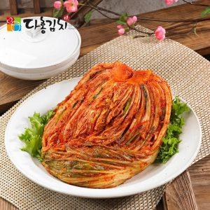 다홍김치 생김치 포기김치10kg 당일무료 배송~ 1등김치