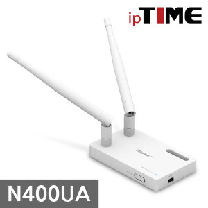 [아이피타임] (정품) EFM ipTIME N400UA 기가와이파이 무선랜카드
